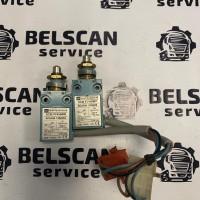 Выключатель педали тормоза Скания B1 и B34, арт. 1369263, 1369265