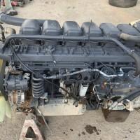Двигатель Скания в сборе 420 л.с. DC1223L01, серийный номер 6699506, арт. 2027585, 2055383, 1943881, 1943821